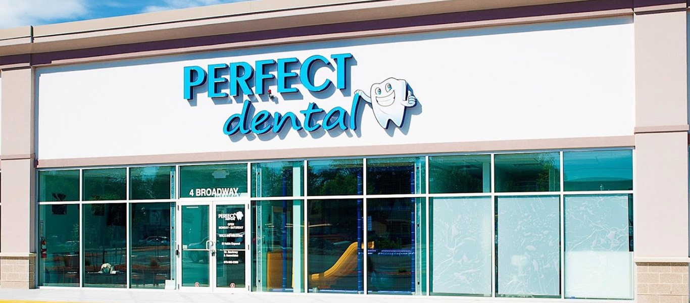 Perfect Dental Methuen Location