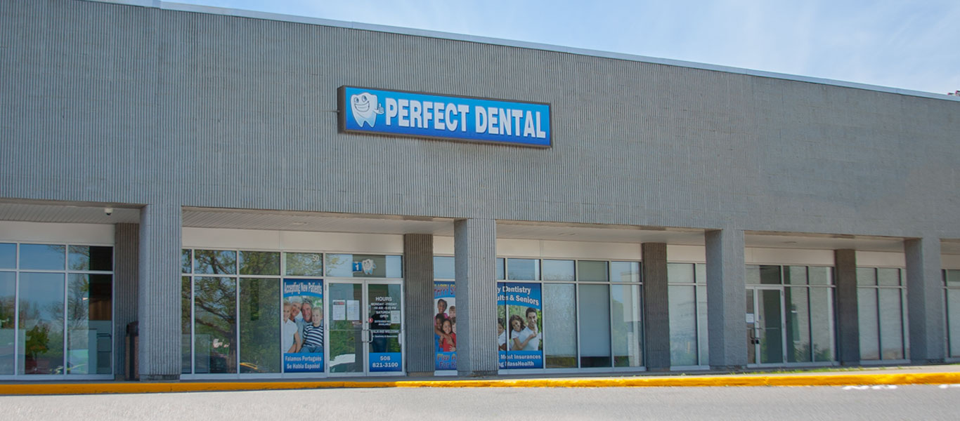 Perfect Dental Taunton Location
