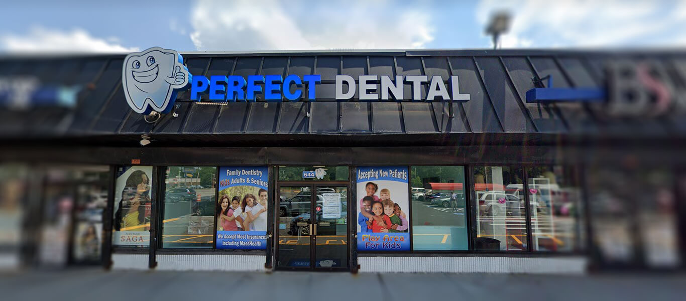 Perfect Dental Roslindale location